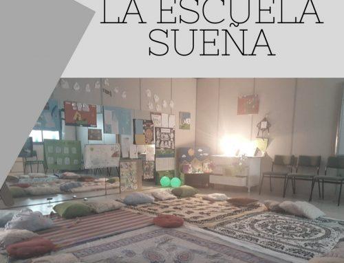 XI CERTAMEN LITERARIO. LA ESCUELA SUEÑA