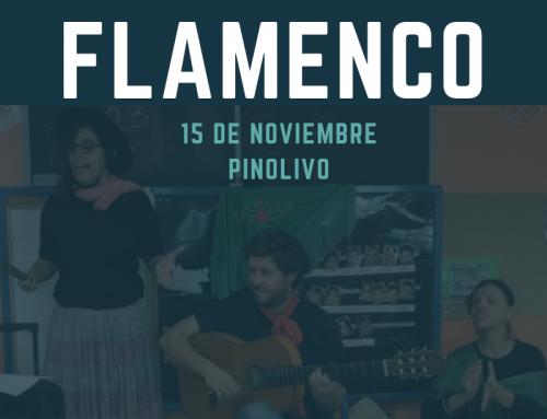 Día Internacional del Flamenco en Pinolivo
