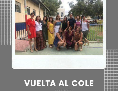 Vuelta al cole 2019/2020