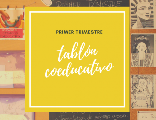 Tablón Coeducativo Primer Trimestre