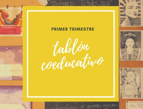 Tablón Coeducativo Primer Trimestre