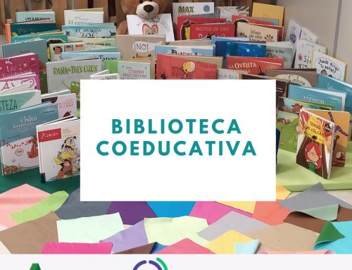 Biblioteca coeducativa (Pacto de Estado contra la VG)